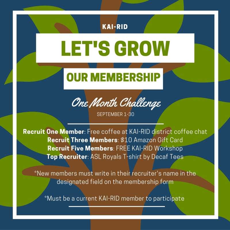 lets grow our membership